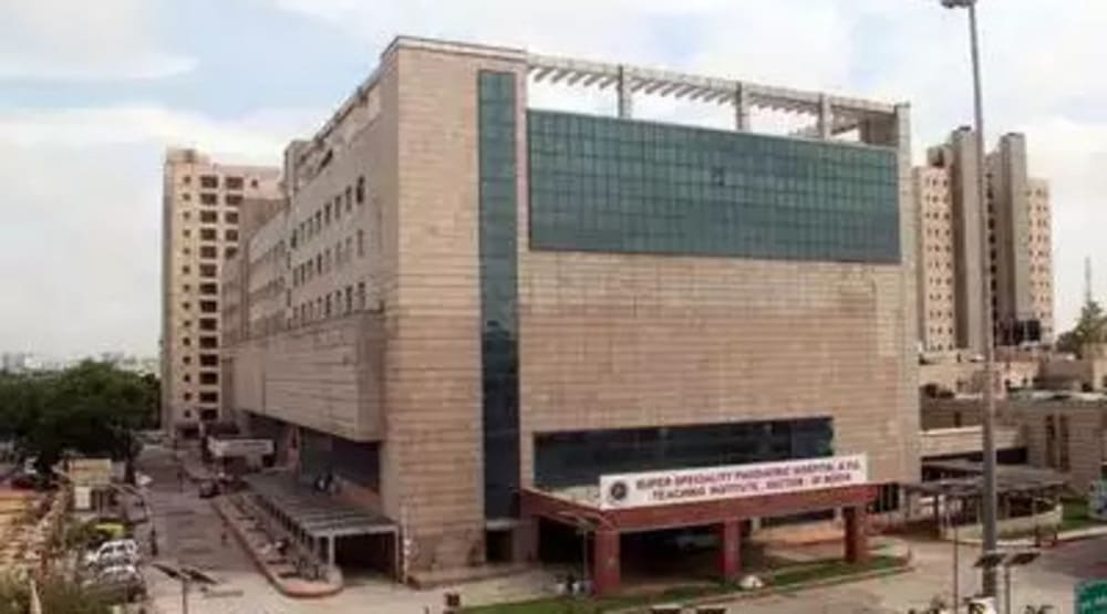 Hospital In Noida