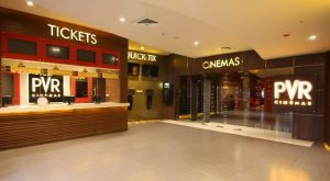 Movie theaters in Noida
