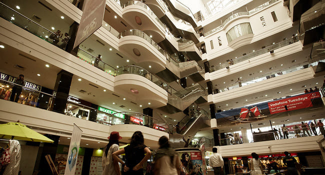 wave mall noida